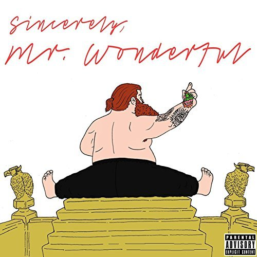 Action Bronson Mr. Wonderful (explicit) W Bonus CD Explicit Version
