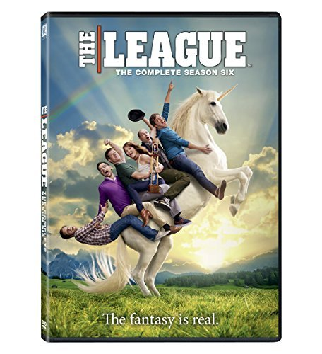 League Season 6 DVD