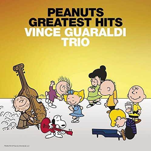 Vince Guaraldi Peanuts Greatest Hits