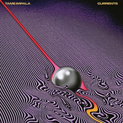 Tame Impala Currents Black Vinyl Currents