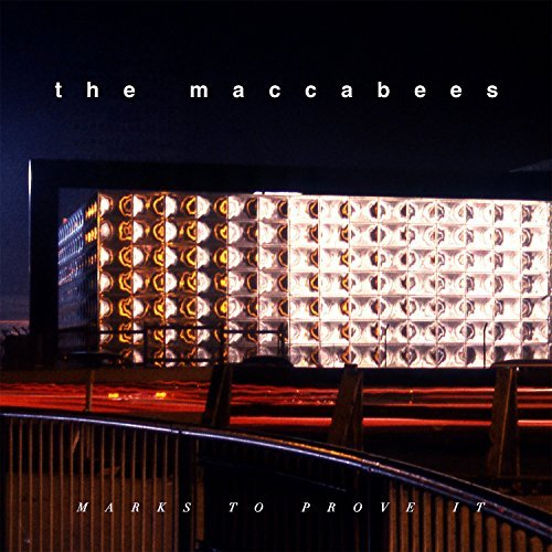 The Maccabees Marks To Prove It (blue With Black Streaks) Ltd. To 250 Copies Vinyl Tuesday
