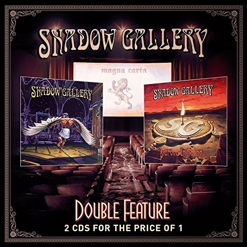 Shadow Gallery Shadow Gallery Double Feature Shadow Gallery Double Feature