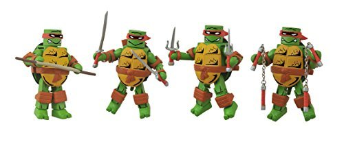 Diamond Select Teenage Mutant Ninja Turtles Mirage Minimates Box