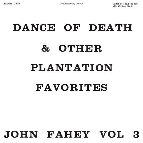 John Fahey Dance Of Death And Other Plant Lp