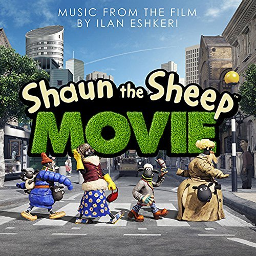 Ilan Eshkeri Shaun The Sheep Movie O.S.T.