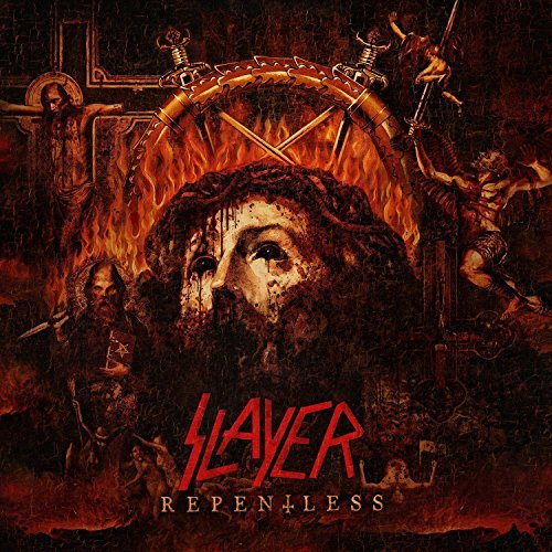 Slayer Repentless Repentless