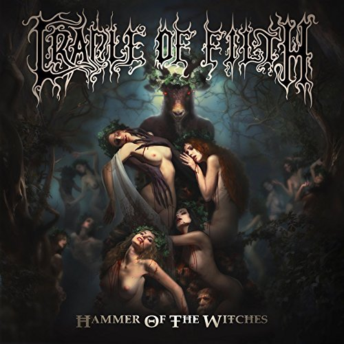 Cradle Of Filth Hammer Of The Witches