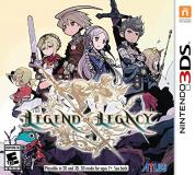Nintendo 3ds Legend Of Legacy