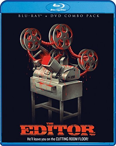 Editor Brooks Del La Huerta Harvey Blu Ray DVD Nr