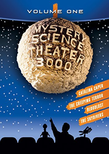 Mystery Science Theater 3000 Volume 1 DVD