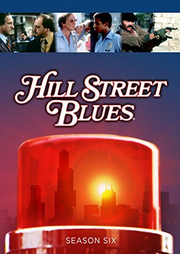 Hill Street Blues Season 6 DVD