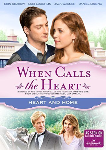 When Calls The Heart Heart And Home When Calls The Heart Heart And Home DVD Nr