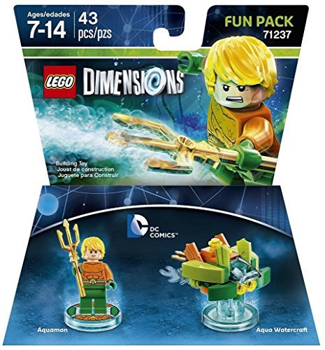 Lego Dimensions Fun Pack Aquaman (dc Comics)