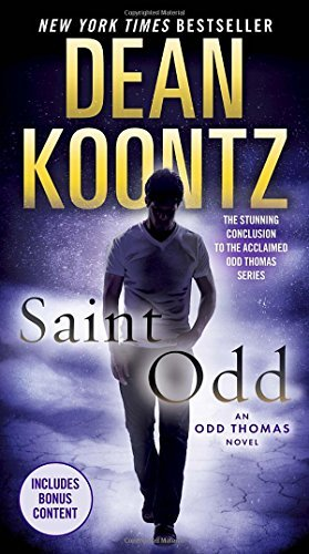 Dean Koontz Saint Odd An Odd Thomas Novel