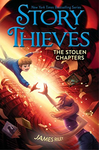 James Riley The Stolen Chapters