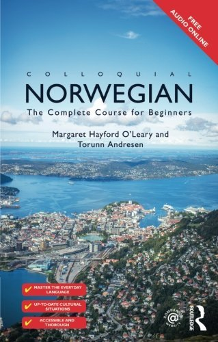 Margaret Hayford O'leary Colloquial Norwegian The Complete Course For Beginners 0002 Edition;