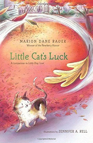 Marion Dane Bauer Little Cat's Luck
