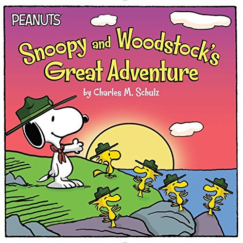Charles M. Schulz Snoopy And Woodstock's Great Adventure