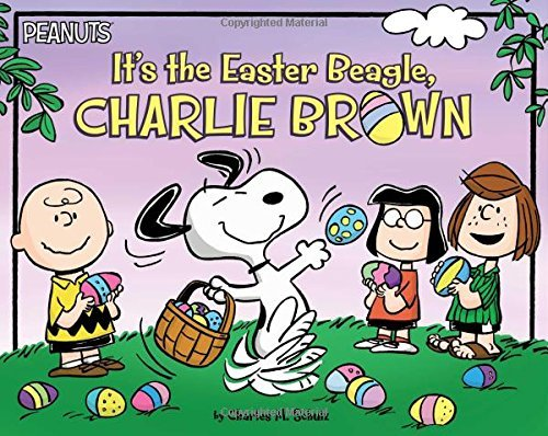 Charles M. Schulz It's The Easter Beagle Charlie Brown