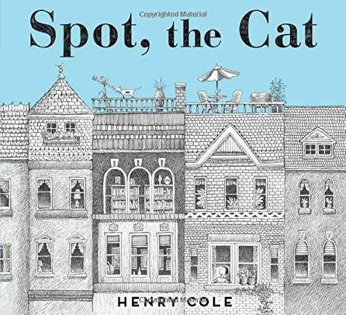 Henry Cole Spot The Cat