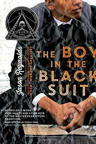 Jason Reynolds The Boy In The Black Suit Reprint