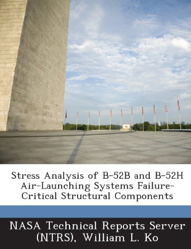 William L. Ko Stress Analysis Of B 52b And B 52h Air Launching S