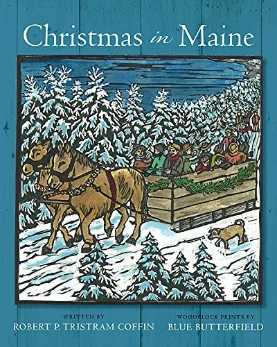 Robert Tristram Coffin Christmas In Maine