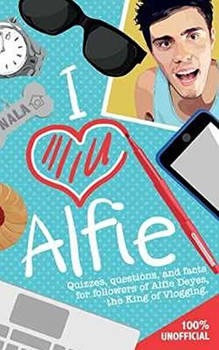 Michael O'mara Books Ltd I Love Alfie Quizzes Questions And Facts For Followers Of Al