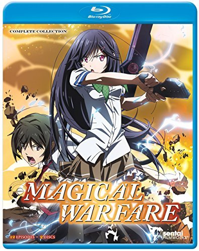 Magical Warfare Complete Collection Blu Ray Nr