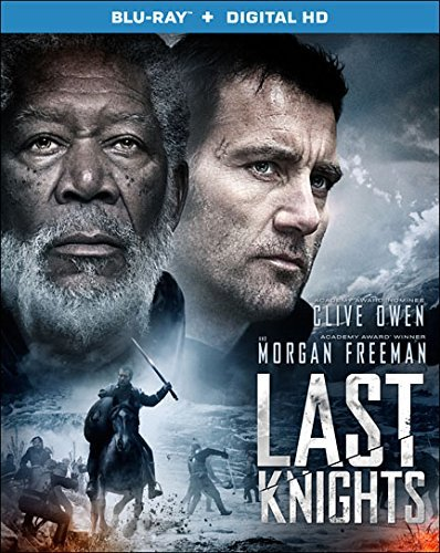 Last Knights Freeman Owen Blu Ray Dc R