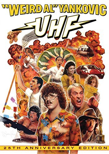Uhf 25th Anniversary Edition Uhf 25th Anniversary Edition