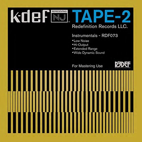 K Def Tape Two