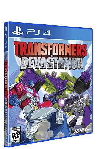 Ps4 Transformers Devastation Transformers Devastation