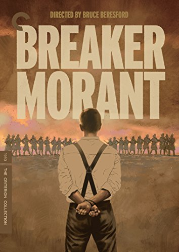 Breaker Morant Woodward Thompson Waters Brown DVD Pg Criterion