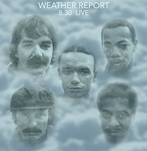 Weather Report 8.30 Live
