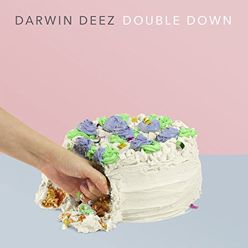 Darwin Deez Double Down (translucent Grey Cyan Vinyl) Ltd To 250 180 Gram