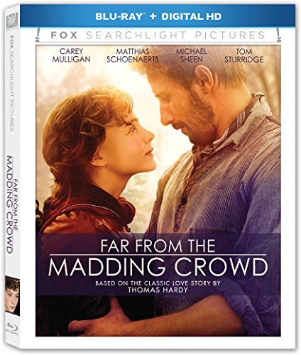 Far From The Madding Crowd Far From The Madding Crowd Blu Ray Dc