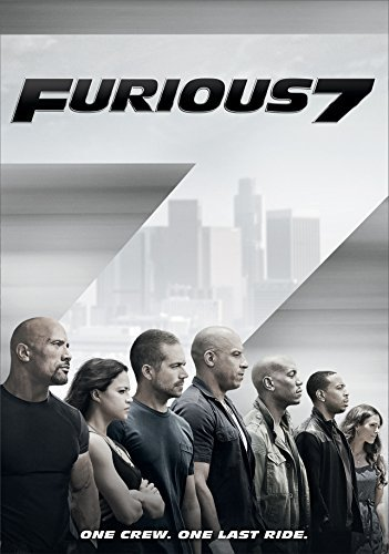 Fast & The Furious Furious 7