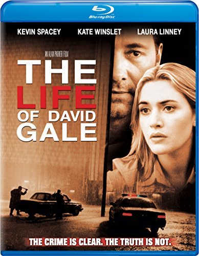 Life Of David Gale Spacey Linney Winslet Blu Ray R