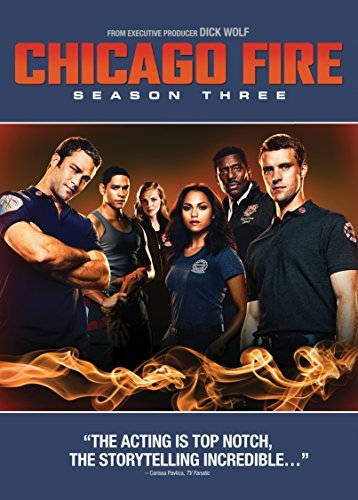 Chicago Fire Season 3 DVD