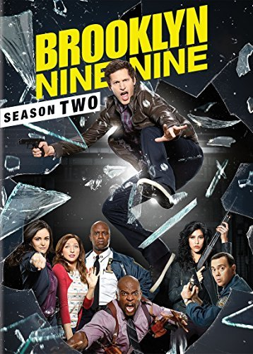 Brooklyn Nine Nine Season 2 DVD