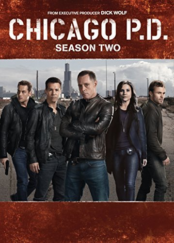 Chicago P.D. Season 2 DVD