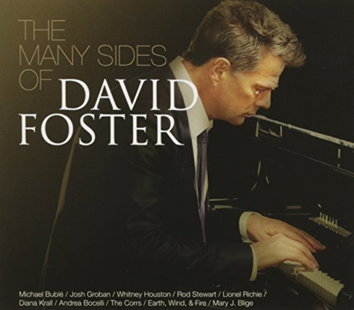 David Foster Many Sides Of David Foster Import Hkg