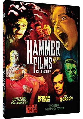 Hammer Films Collection 1 DVD Nr