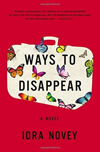 Idra Novey Ways To Disappear