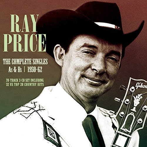 Ray Price Complete Singles As & Bs 1950