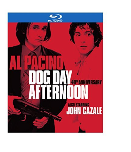 Dog Day Afternoon Pacino Cazale Durning Blu Ray 40th R