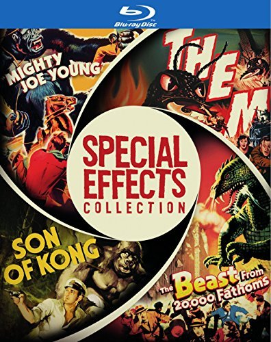 Special Effects Collection Special Effects Collection Blu Ray Nr