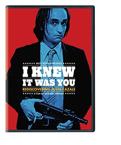 I Knew It Was You Rediscovering John Cazale I Knew It Was You Rediscovering John Cazale DVD Nr