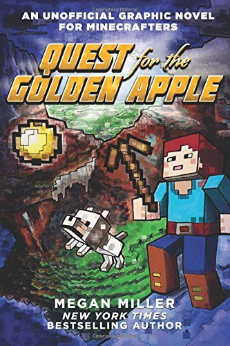 Megan Miller Quest For The Golden Apple